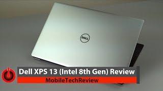 Dell XPS 13 (Intel 8th Gen Quad Core) Review