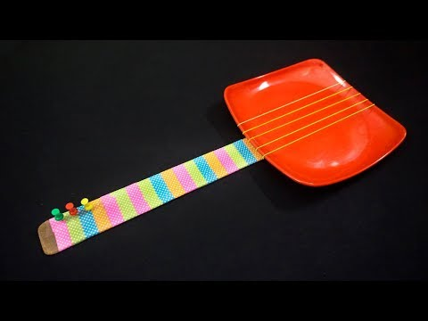 DIY Musical Instruments for Kids | Make Your Own Musical Instruments at Home