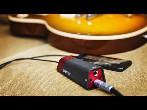 DON'T BUY Line 6 SONIC PORT for iPhone 6, 5S,  iPad Air / Mini before watching (HQ)
