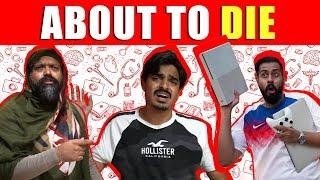 About To DIE | Comedy Skit | Bekaar Films