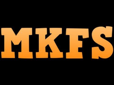 mkfs - Format USB Stick / Hard Drive - Linux CLI