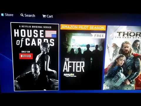 NetFlix and Hulu on the PS4 for Non-US users - Part 2