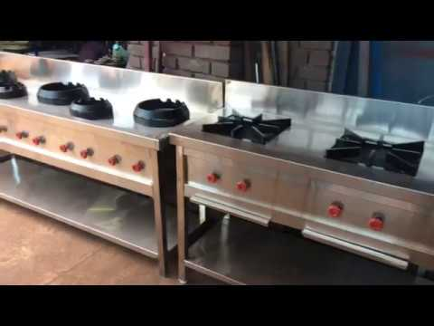 Commercial Kitchen Gas Burners Indian and Chinese Style - Manufacturers and Exporters