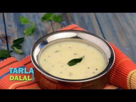 Kadhi, Gujarati Kadi by Tarla Dalal