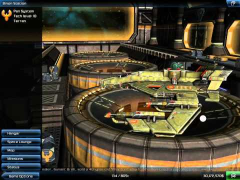 Galaxy on Fire 2 - Secrets 4 (Kaamo Club)