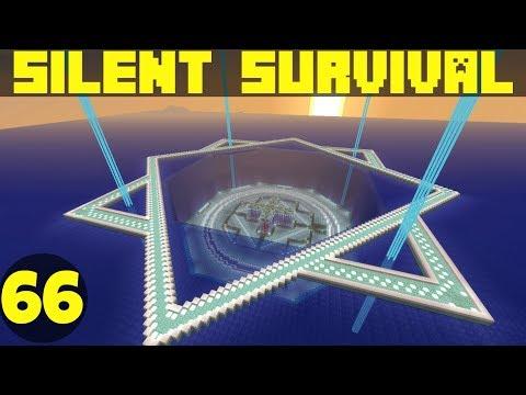 Silent Survival Episode 66 The Shulker Crisis! Minecraft Vanilla Survival [Xbox One]