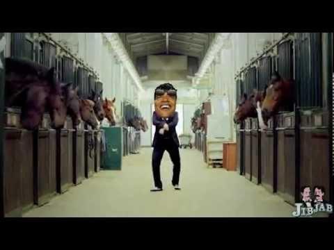 Obama Gangnam Style- Jib Jab