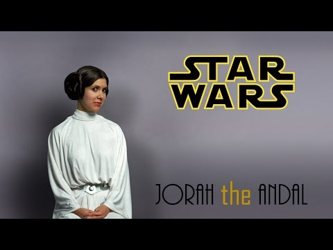 Star Wars - Leia Organa Suite (Theme)