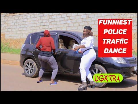Xxx Mp4 POLICE TRAFFIC DANCE COAX DORAH Amp JUNIOR USHER New Ugandan Comedy 2019 HD 3gp Sex