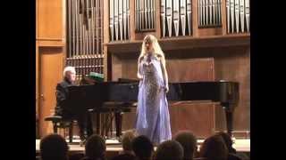 Sandra Plamenats - Cilea - Adriana Lecouvreur - Io Son L