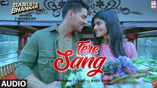 Full Audio: Tere Sang | Satellite Shankar | Sooraj, Megha | Mithoon | Arijit Singh, Aakanksha S