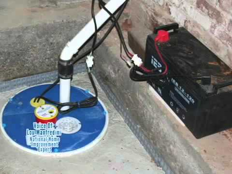 Sewer Backup Protection   Sewer Backup Prevention   Basement Waterproofing