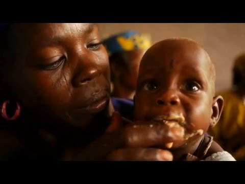 Stop Child Hunger in West Africa