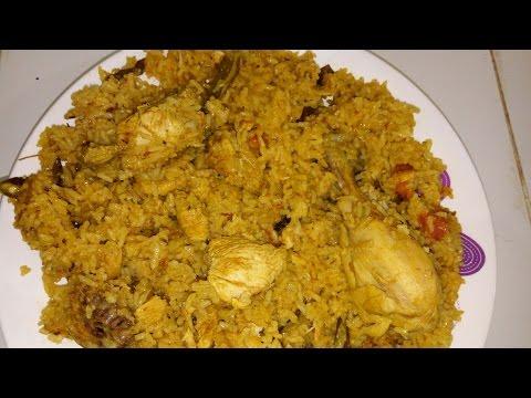 Chettinad Chicken Biryani In Tamil/செட்டிநாடு சிக்கன் பிரியாணி/TDS