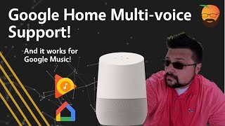 How to: Add Multiple Users on Google Home! Multi Voice Support!