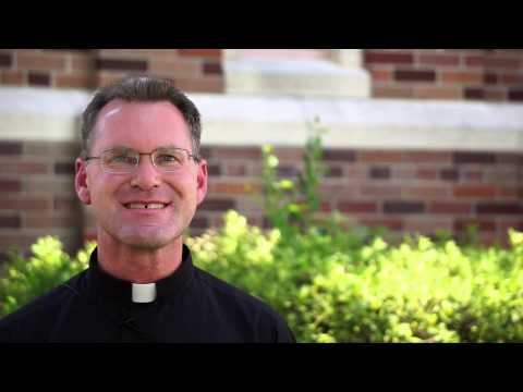 Fr.  Chris' Vocation Story