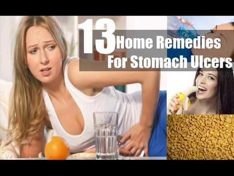 13 Home Remedies For Stomach Ulcers