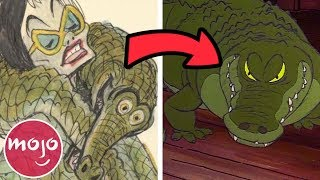 Top 10 Fun Facts You Didn't Know About Disney Villains