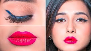 The Perfect WINGED EYELINER Tutorial For Beginners | Makeup Tricks by Glamrs.com