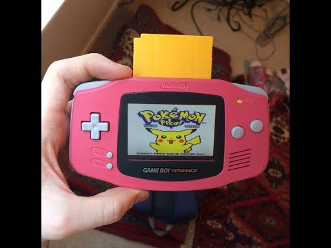 How I Stole My Copy of Pokemon Yellow + Opening Three Pokemon XY Evolutions Booster Packs