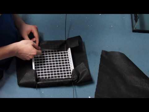 DIY Drainage Layer