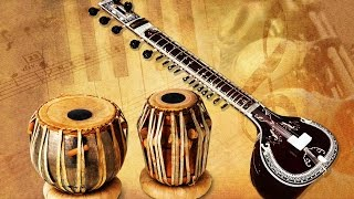 Morning Meditation Ragas On Sitar - Peaceful Music for Relaxation - B. Sivaramakrishna Rao