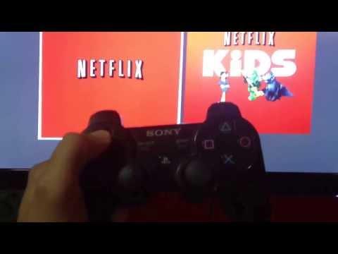 Como cerrar sesion de netflix en PS3, Tv LG y tv SMART'S