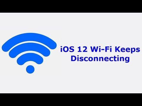 iOS 12 WiFi Keeps Disconnecting/Dropping (iPhone/iPad)