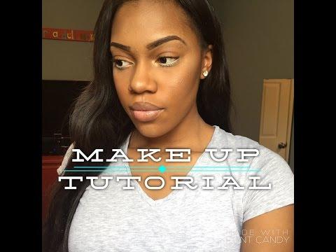 MAKE UP TUTORIAL: White Under Eye Look.