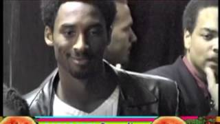 Kobe Bryant Poses With His Sisters Speaks Italian To Reporters