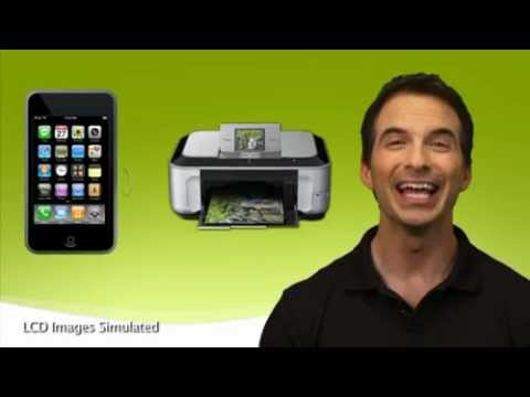 Canon Printer: Easy Photo Print for iPhone or iPod Touch