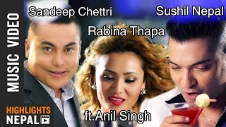 Selfie Queen - New Nepali Modern Song 2017/2074   Rabina Thapa Ft. Anil Singh