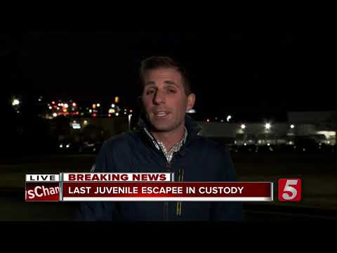 Xxx Mp4 Fourth Amp Amp Final Teen Escapee Recaptured After Nearly Two Weeks On The Run 3gp Sex