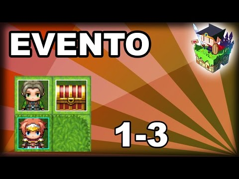 Tutorial evento (1-3) - RPG Maker MV