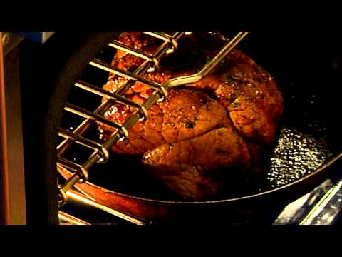 Herb-Crusted Sirloin Tip Roast With Creamy Horseradish Sauce : Your Favorite Steak
