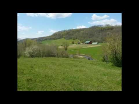 R-1269 - 80+ Acre Farm for sale in WI with 3BR 2BA home