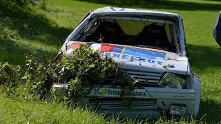 Best of Rallye Crash Compilation - Rally Crashes [HD]