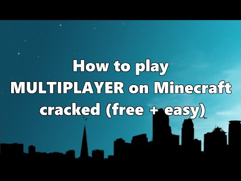 How to play on cracked minecraft servers