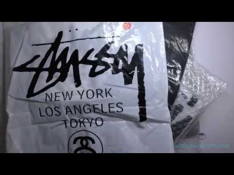 Stussy T-Shirts  (New York - Los Angeles - Tokyo) from Amazon Japan - Hello USA!