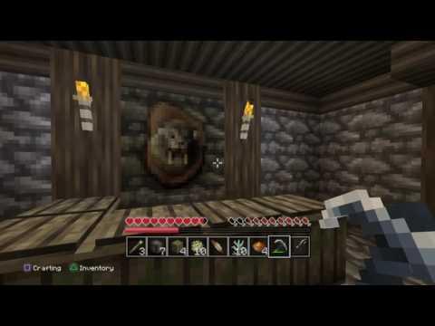 Minecraft: skyrim world