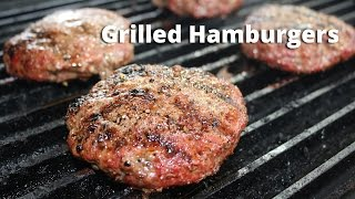 How To Grill Hamburgers On Big Green Egg Super Burger Recipes With Ma