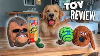 My Dog Reviews Toys