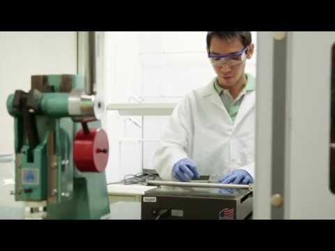 A Look Inside SLAC's Battery Lab