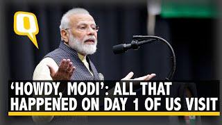 PM Modi Addresses Indian Diaspora at 'Howdy, Modi'