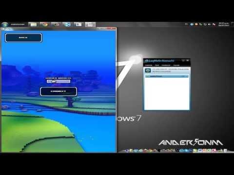 Como Crear Un Server Del Cube World (Multiplayer) Forma Facil Con Hamachi