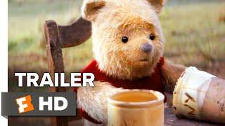 Christopher Robin Trailer (2018) |