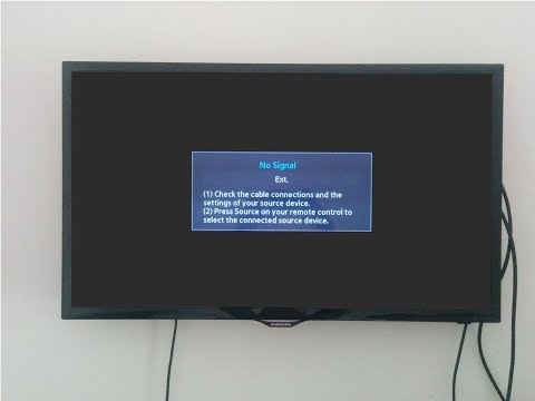Fix Samsung led tv