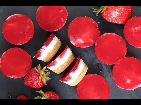 Vegan Cheesecake Bites