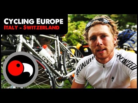 Cycling Across Europe: Update 1 - Italy to Switzerland