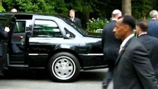 President George Bush - In the Neighborhood!